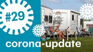 Corona en kamperen